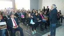 """Inicia en Bogotá jornada de capacitación nacional sobre """"Instrucción a vigilados para el reporte de información financiera vigencia 2017 y pago de cuota de contribución vigencia 2018"""" - 13/04/2018"""