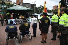 Acto de Refrendación de la alianza público privada para la seguridad en Bogotá