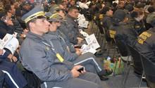 Vigilantes celebraron en el Dìa de la Vigilancia y Seguridad Privada